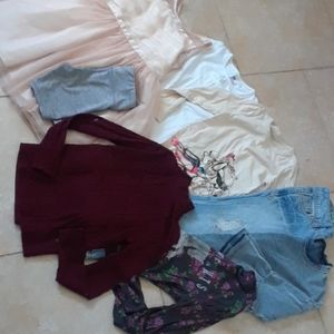 Lot of girls clothes size 5 to 6